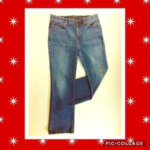 "EUC Levi's ""Perfect Waist"" Boot Cut 525 Jeans"
